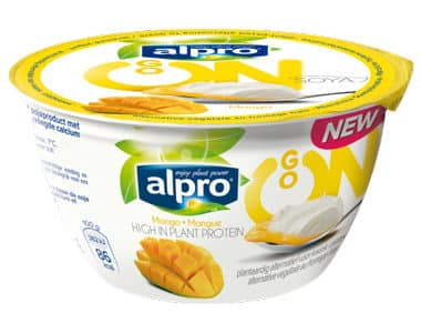 Alpro cuisine soya light food in action for Alpro soya cuisine