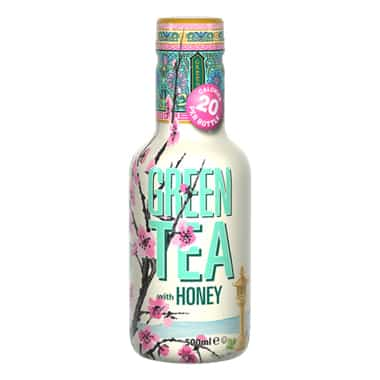 arizona-green tea-honey