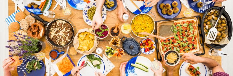 AmsterdamSymposium- History- Food